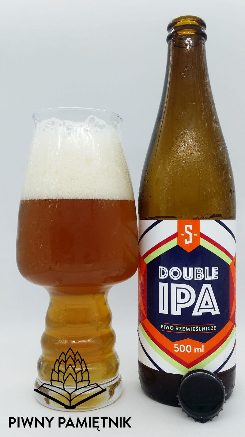 Double IPA z Browaru Szpunt