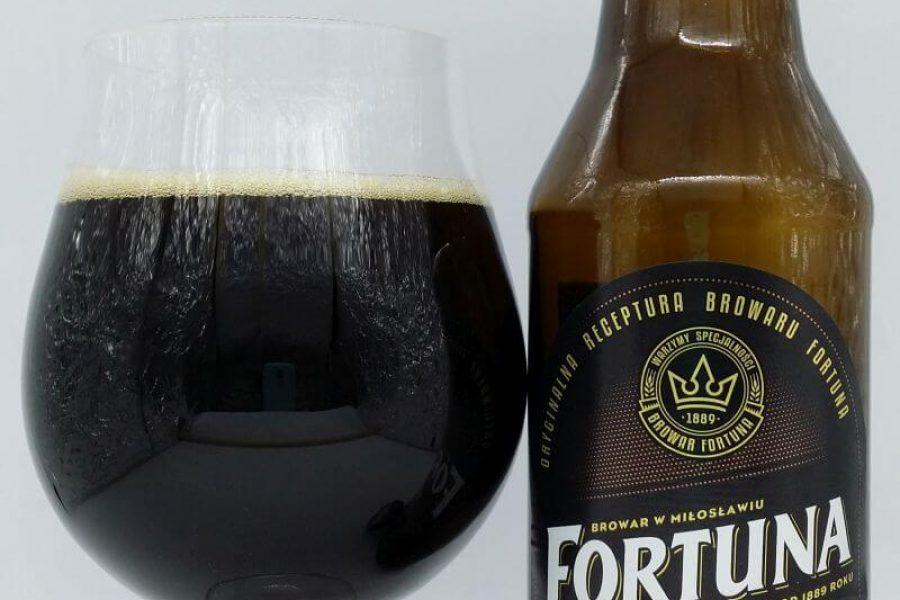 Fortuna Czarne Whisky Wood z Browaru Fortuna