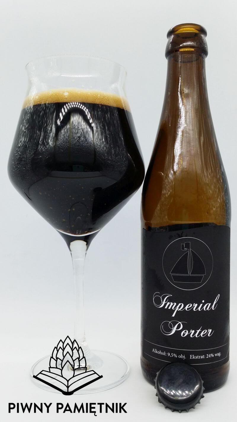 Imperial Porter z Browaru Jan Olbracht