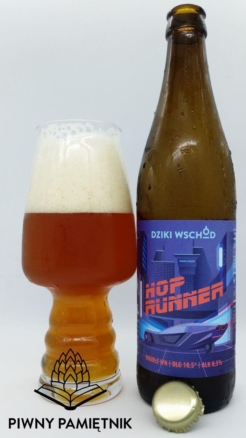 Hop Runner z Browaru Dziki Wschód