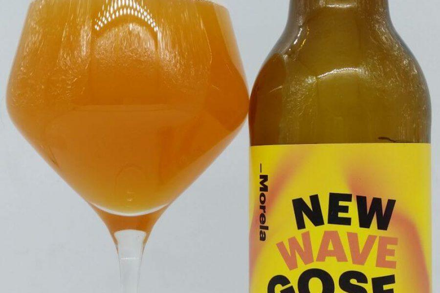 New Wave Gose Apricort Morela z Browaru AleBrowar
