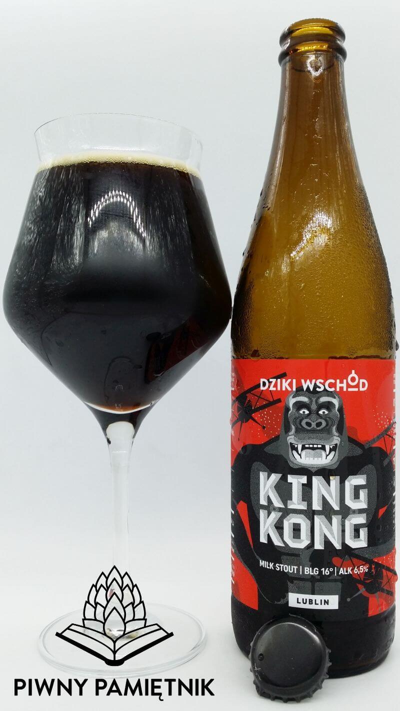 King Kong z Browaru Dziki Wschód