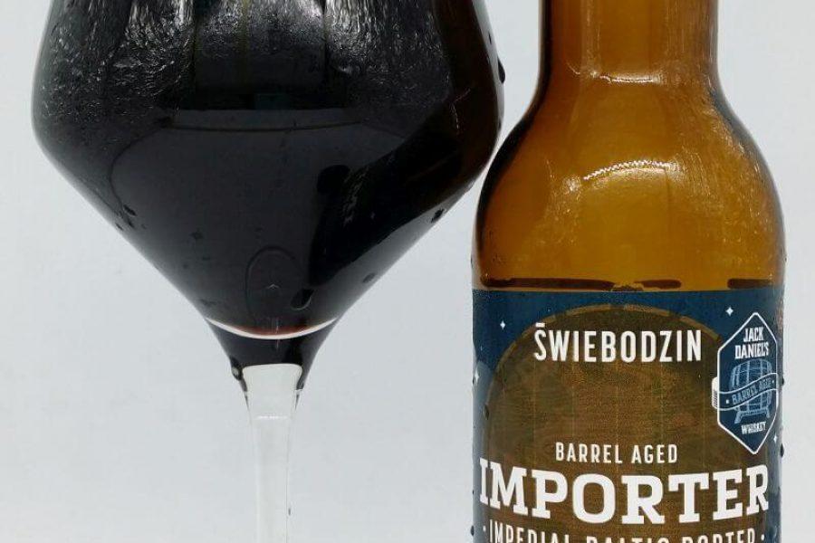 Importer Barrel Aged z Browaru Świebodzin