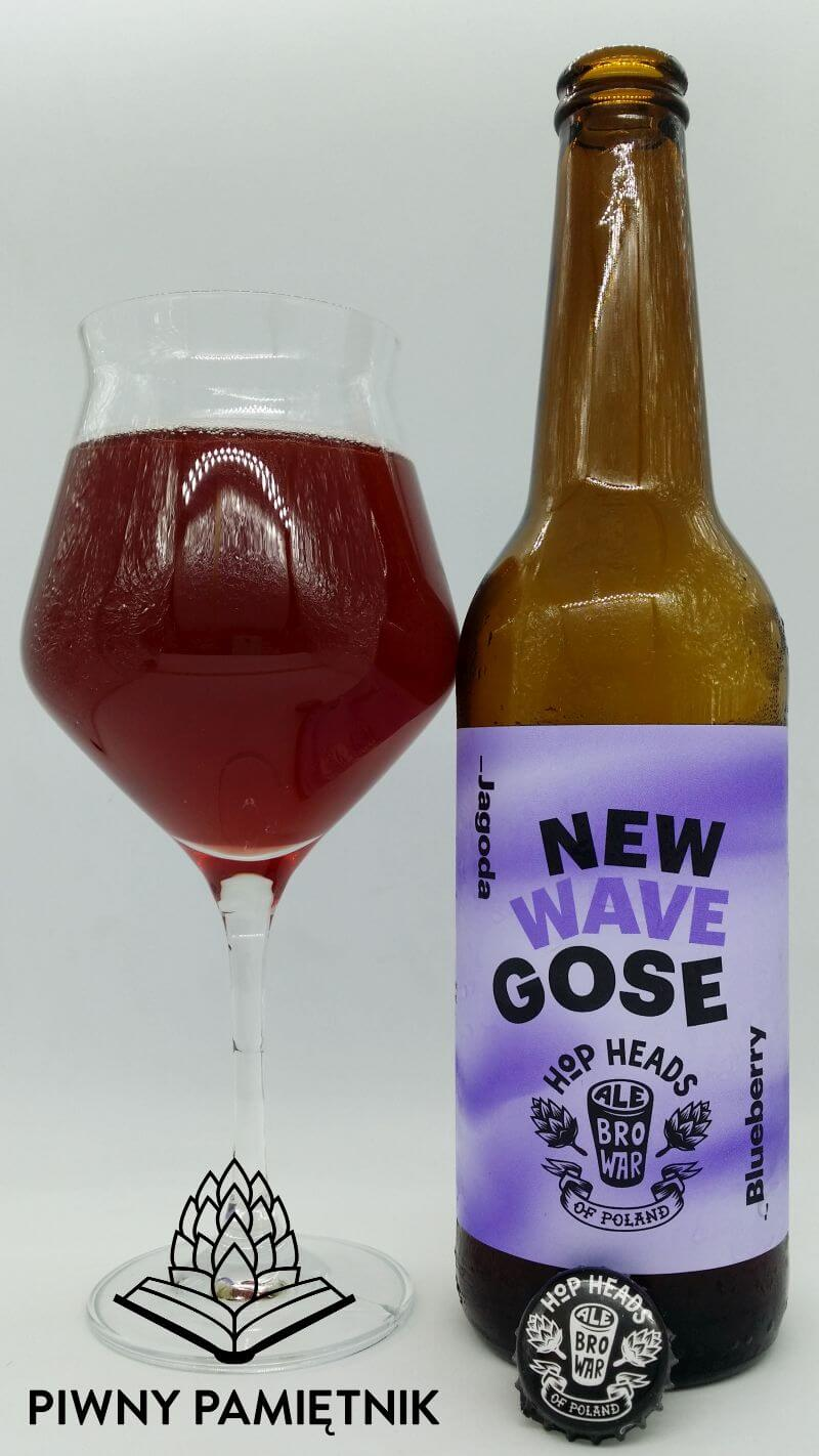 New Wave Gose Blueberry Jagoda z Browaru AleBrowar