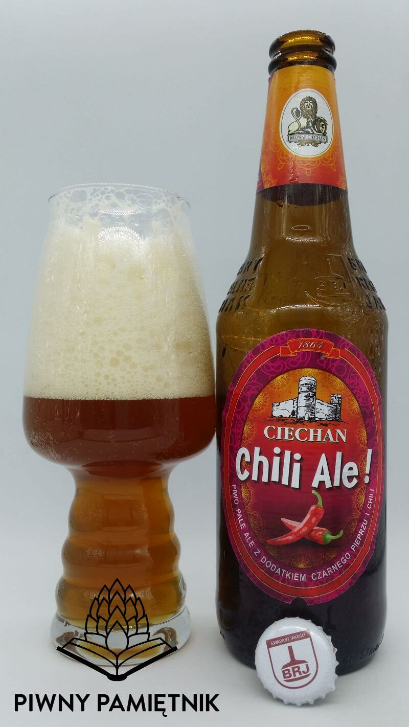 Chili Ale! z Browaru Ciechan