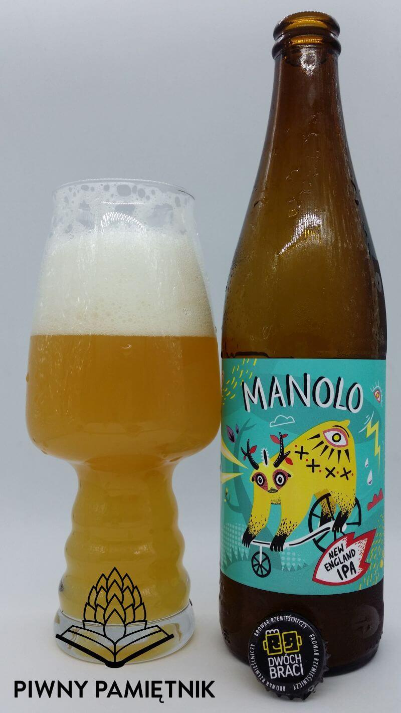 Manolo z Browaru Dwóch Braci