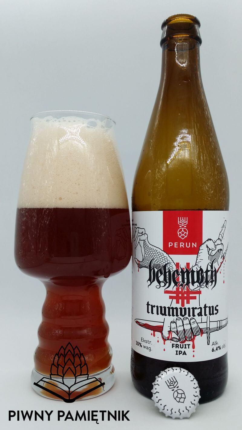 Behemoth Triumviratus z Browaru Perun