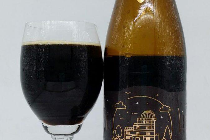 Coffee Milk Stout z kooperacji Browaru Wielka Wyspa i Palarni Kawy Mała Czarna