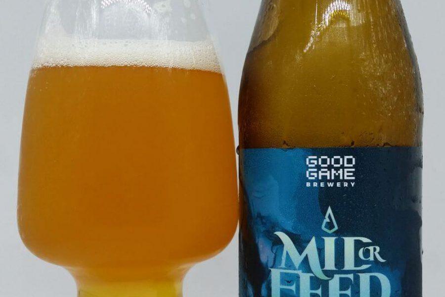 Mid or Feed z Browaru Good Game Brewery