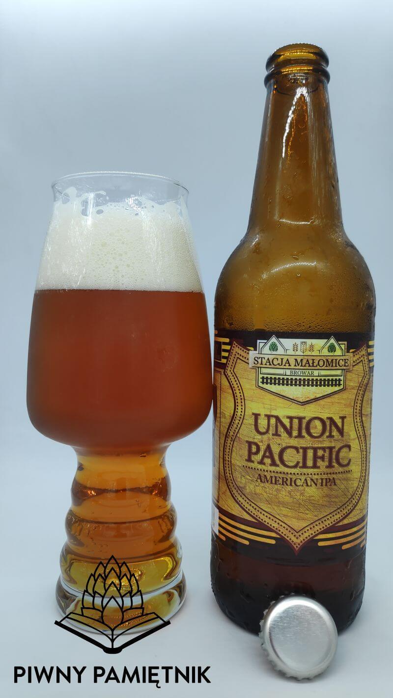 Union Pacific z Browaru Stacja Małomice