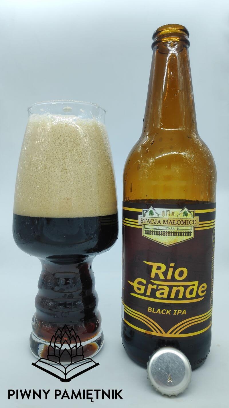 Rio Grande z Browaru Stacja Małomice