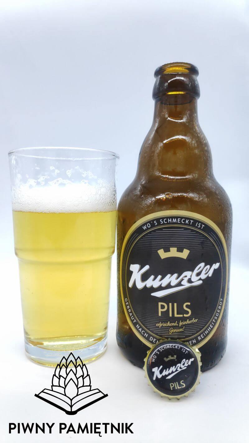 Kunzler Pils z Browaru Kunzler Fleischwaren (Überherrn – Saara – Niemcy)