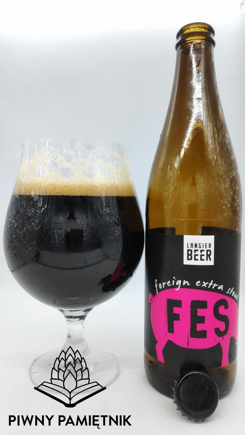 FES z Browaru Langier Beer