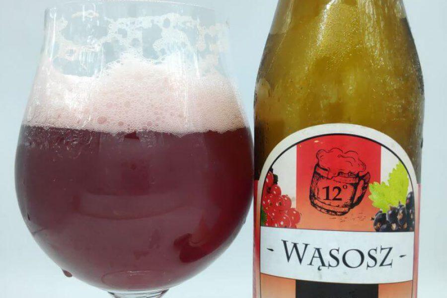 Piwo Porzeczkowe z Browaru Wąsosz