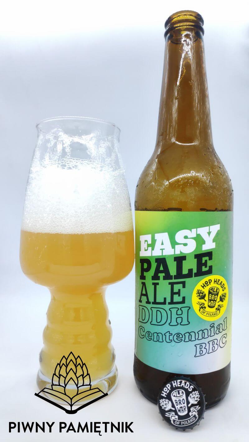 Easy Pale Ale DDH Centennial BBC z Browaru AleBrowar