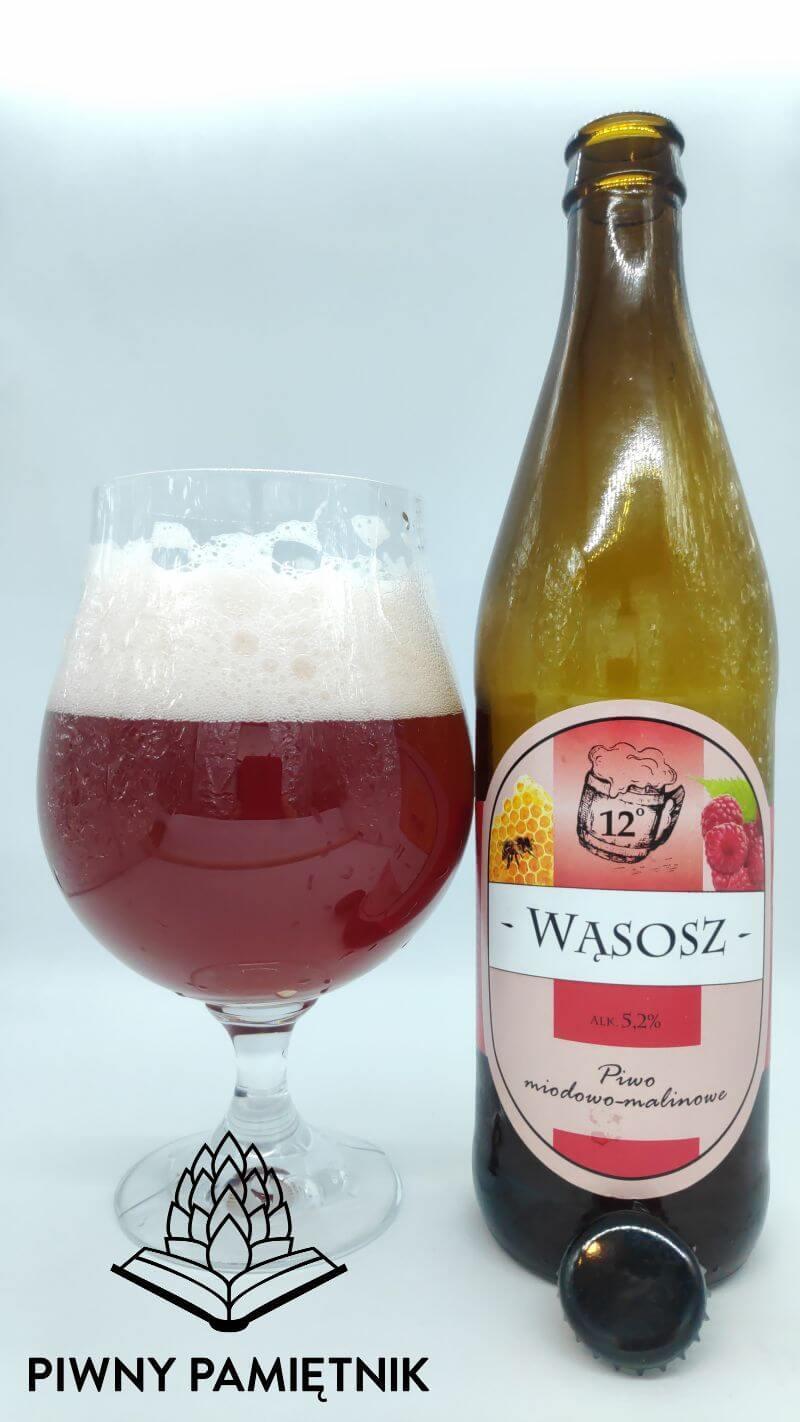 Piwo Miodowo-Malinowe z Browaru Wąsosz