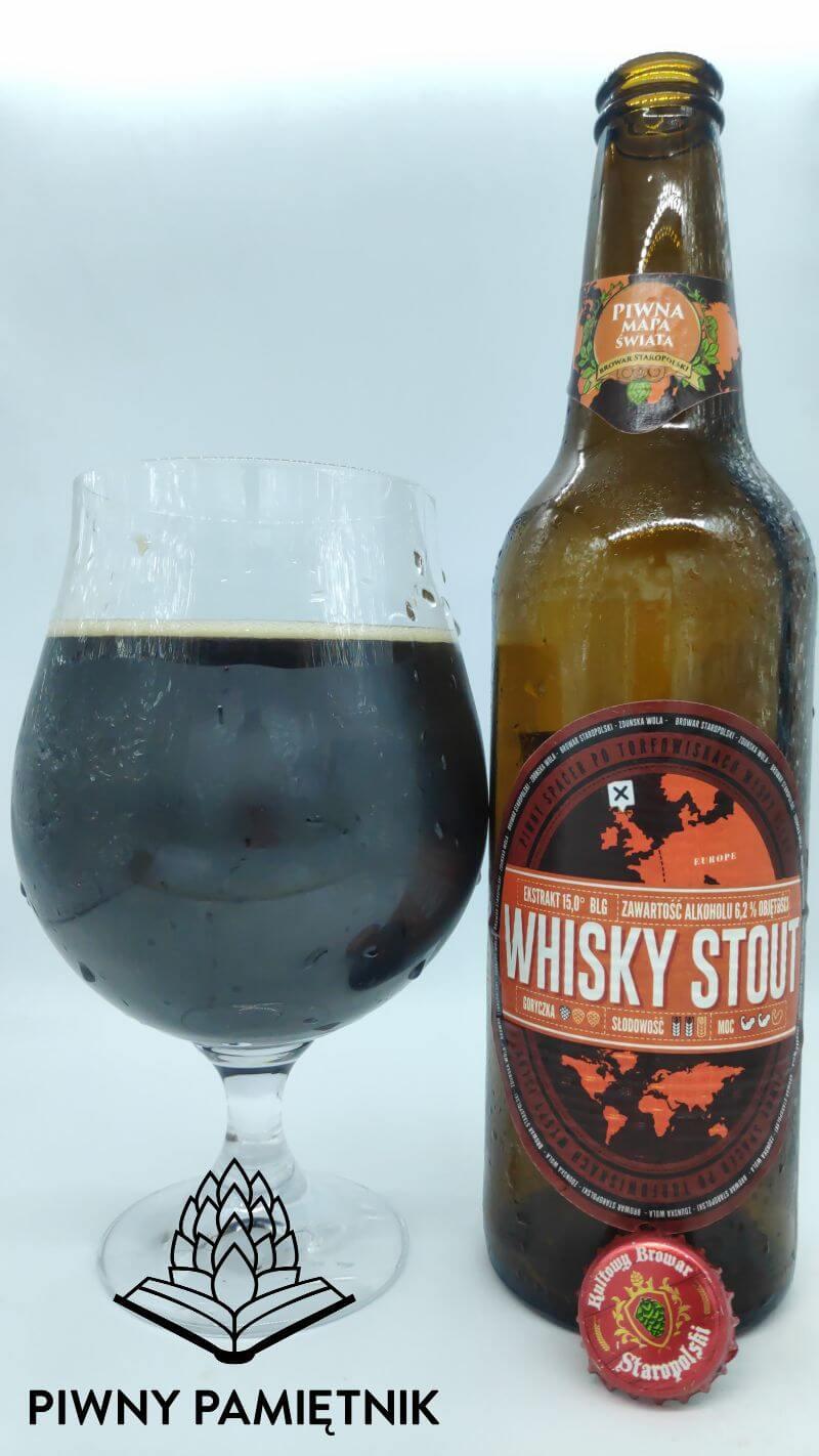 Whisky Stout z Browaru Staropolskiego
