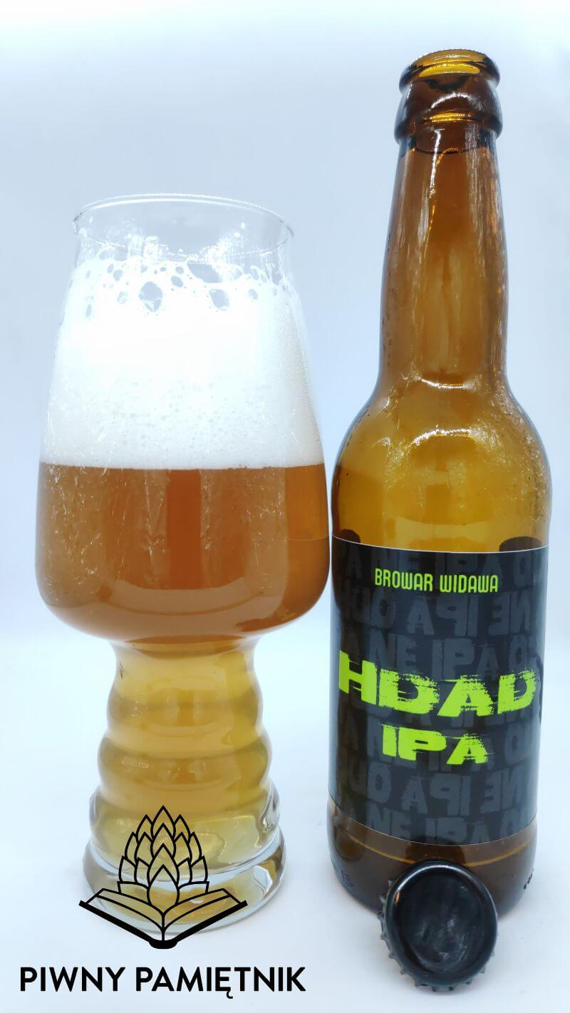 HDAD IPA z Browaru Widawa