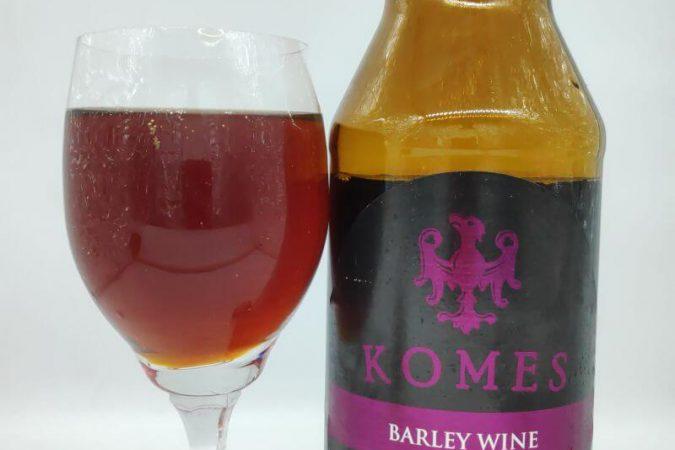 Komes Barley Wine z Browaru Fortuna (Seria Limitowana 2019)