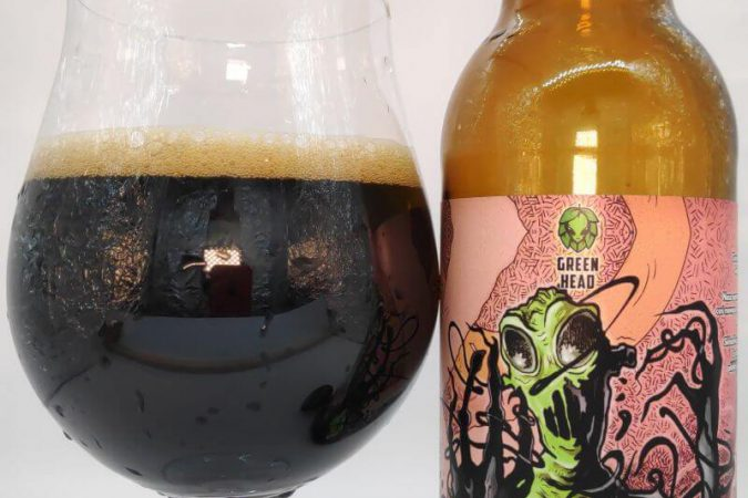 Green Venom z Browaru Green Head