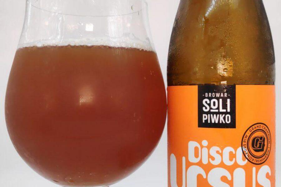 Disco Ursus z Browaru Solipiwko