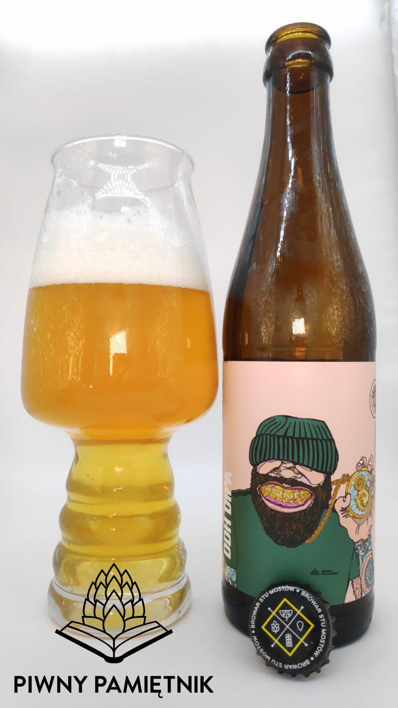 ART+27 DDH DIPA z kooperacji Browaru Stu Mostów i Browaru Barrier Brewing Co. (Oceanside – New York – USA)