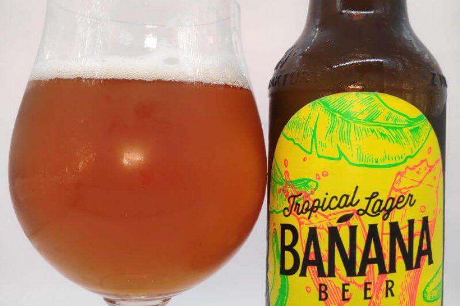 Banana Beer z Manufaktury Piwnej Browaru Jabłonowo