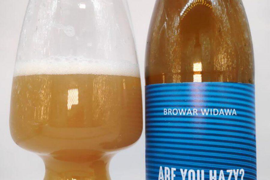 Are You Hazy? z Browaru Widawa