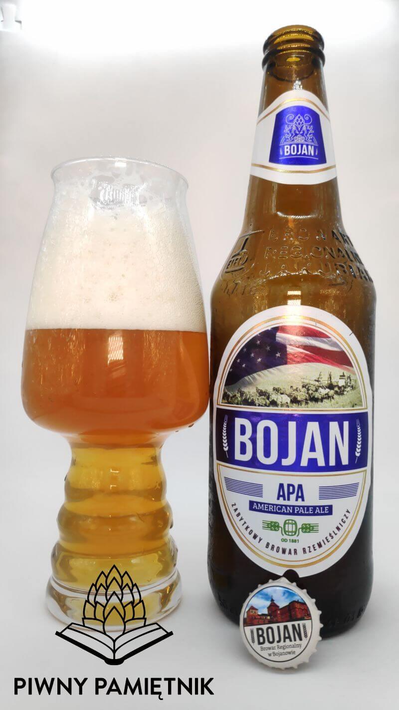 Bojan APA z Browaru Bojanowo