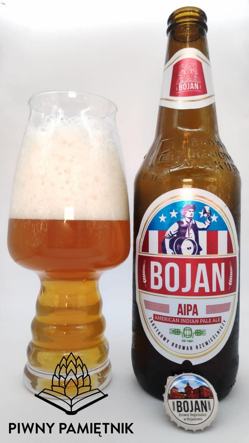 Bojan AIPA z Browaru Bojanowo