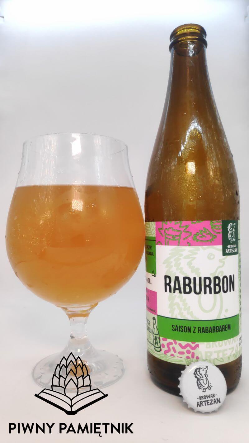 Raburbon z Browaru Artezan