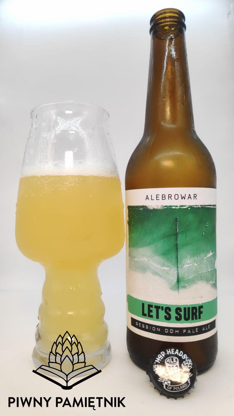 Let's Surf z Browaru AleBrowar