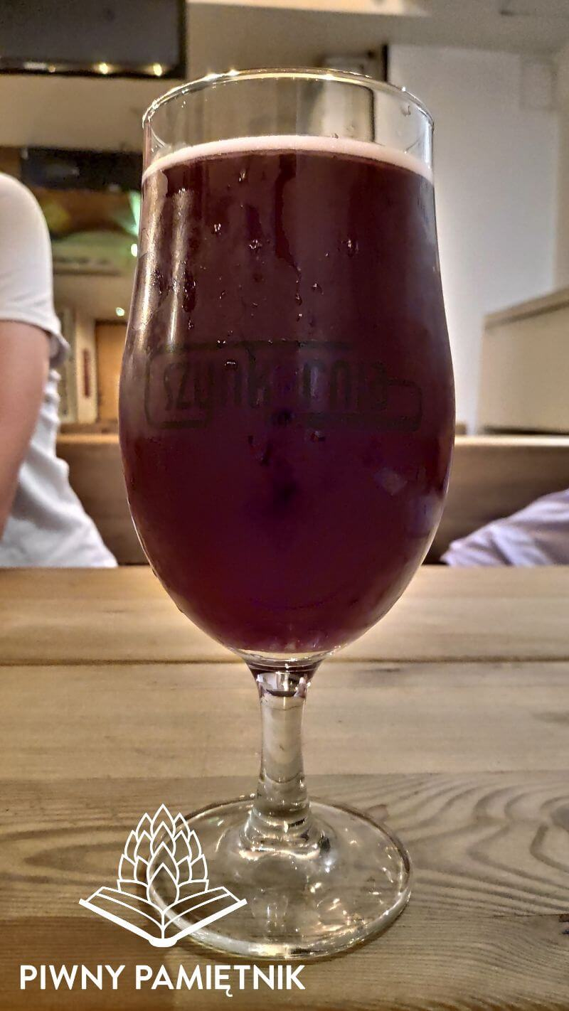 Fortunatus II Sour Cherry Wild Ale z Browaru Fortuna