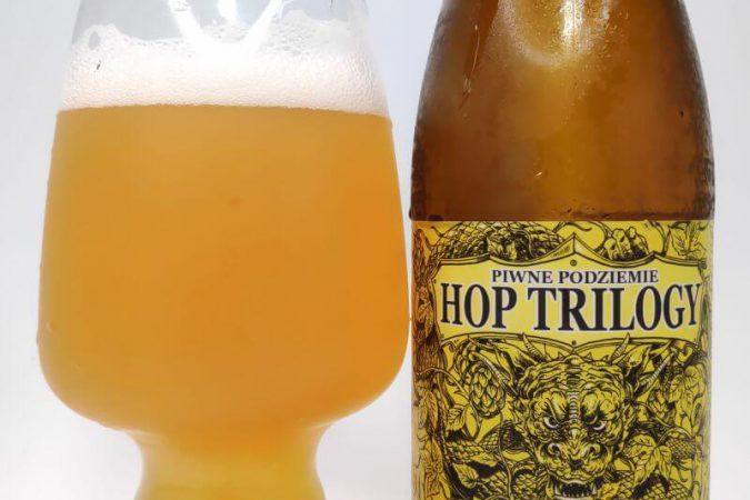 Hop Trilogy II z Browaru Piwne Podziemie