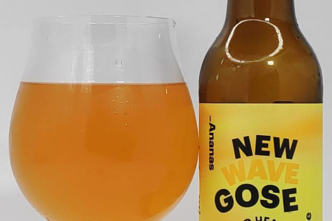 New Wave Gose Pineapple Ananas z Browaru AleBrowar