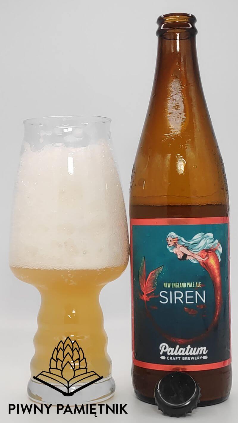 Siren z Browaru Palatum