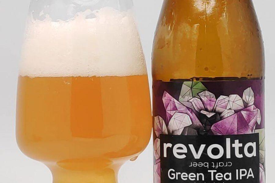 Green Tea IPA z Browaru Revolta