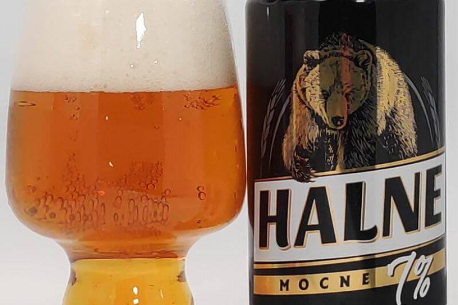 Halne Mocne 7% z Browaru Van Pur