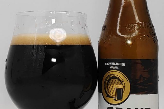 Grand Imperial Porter z Browaru Amber