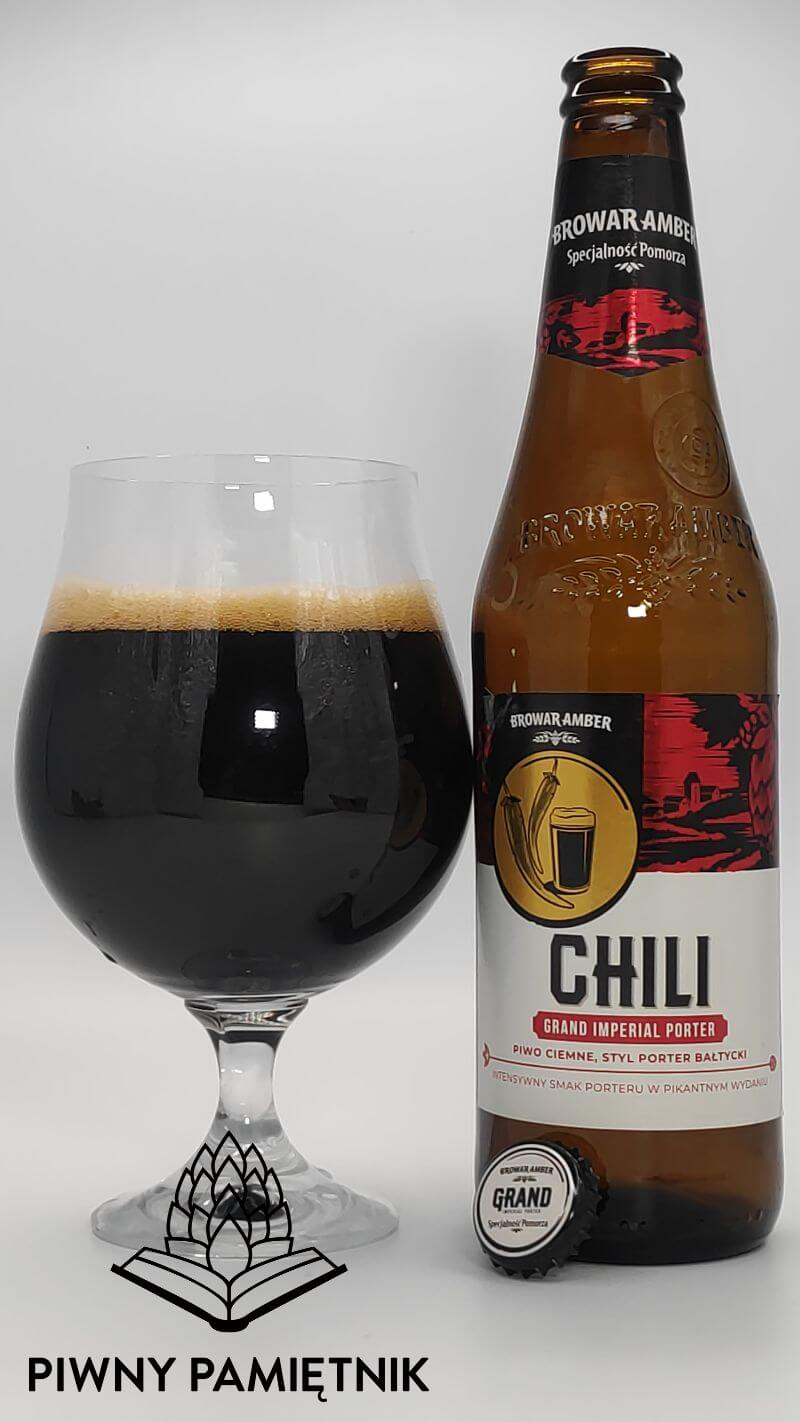 Chili Grand Imperial Porter z Browaru Amber