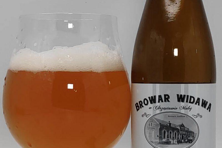 Widawa Premium Lager z Browaru Widawa