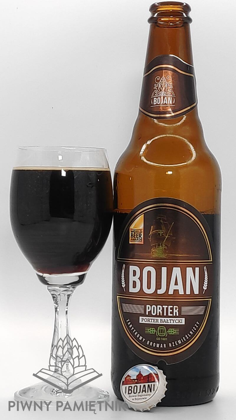 Bojan Porter z Browaru Bojanowo