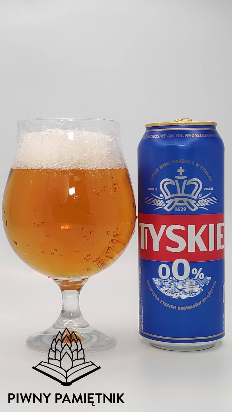 Tyskie 0.0% z Kompani Piwowarskiej
