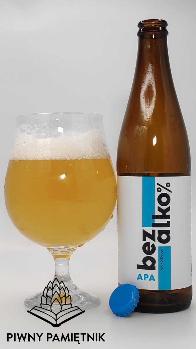 bezalko% APA z Browaru Błonie