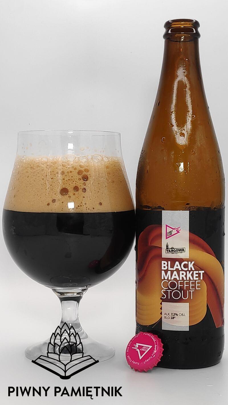 Black Market ze współpracy lokalu Targowa i Browaru Funky Fluid