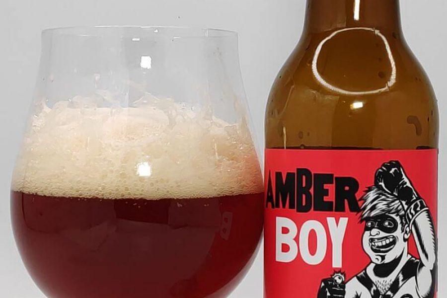 Amber Boy z Browaru AleBrowar