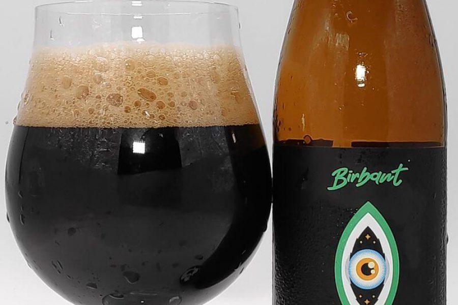 """Mint Cold Brew Milk Stout z kooperacji Wytwórni Cold Brew Coffee """"Kyoto"""" oraz  Browaru Birbant"""