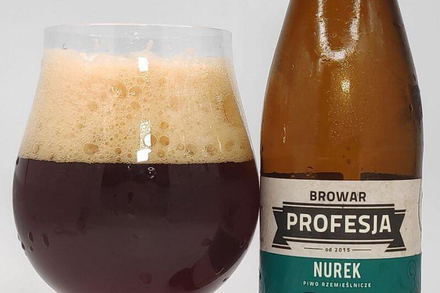 Nurek z Browaru Profesja