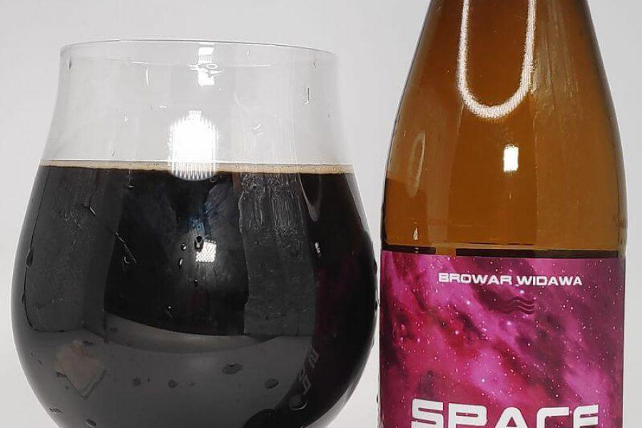Space Porter z Browaru Widawa