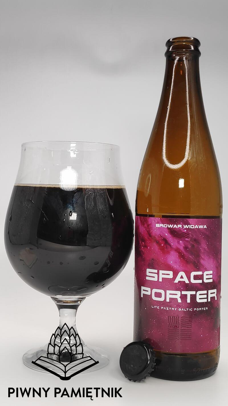 Space Porter z Browaru Widawa